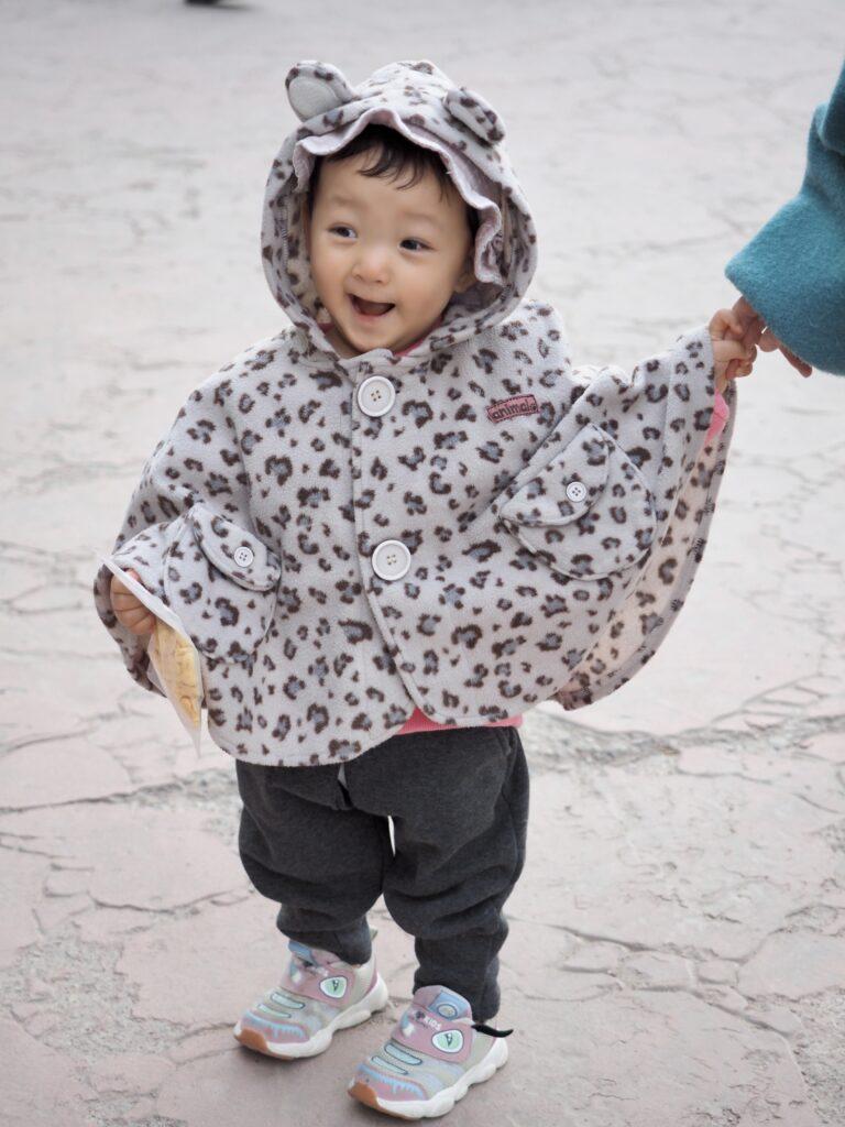 拍摄同学可爱的宝宝-小糯米插图3