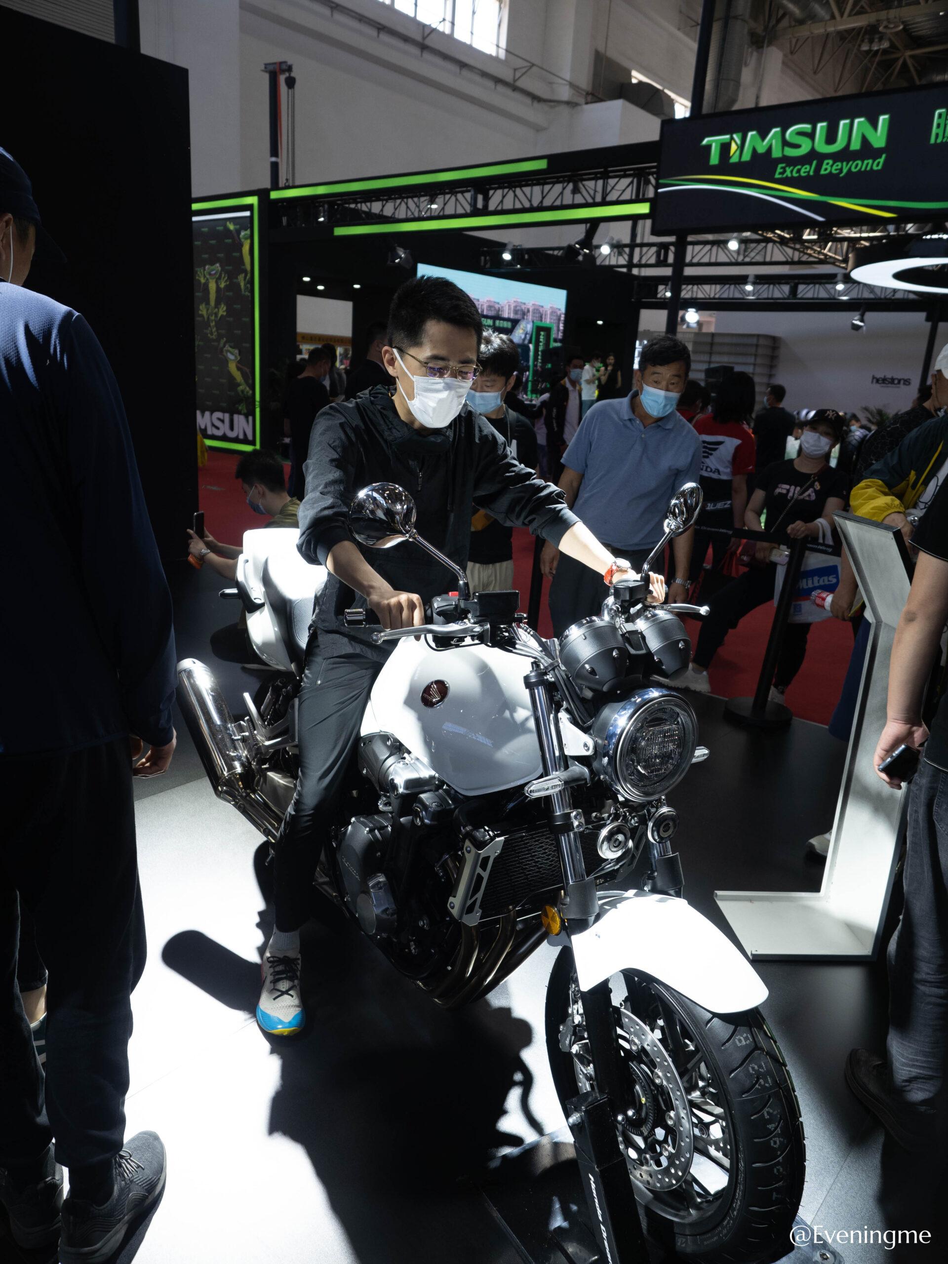 聊聊2021北京摩托车展的体会插图7