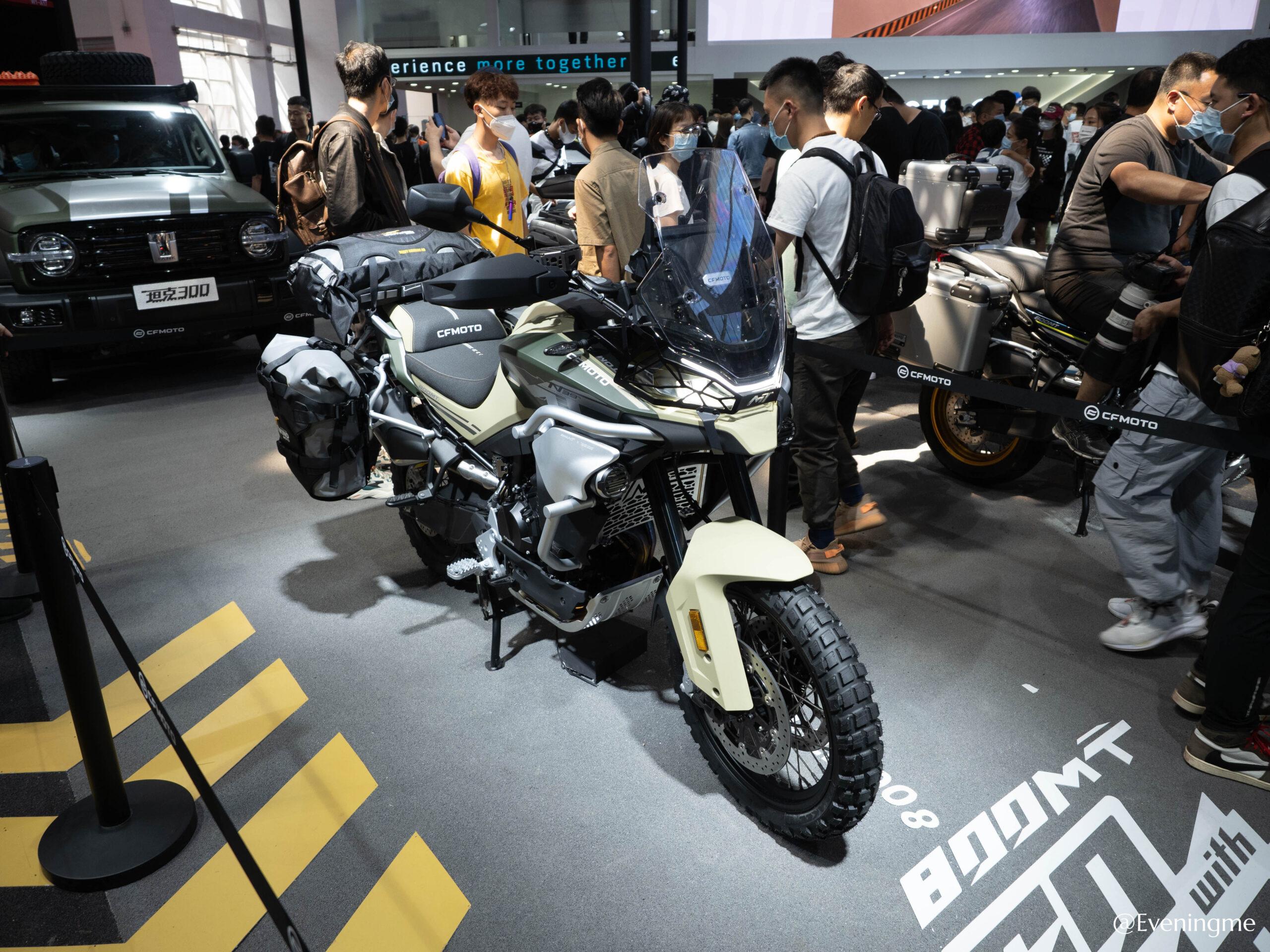 聊聊2021北京摩托车展的体会插图9