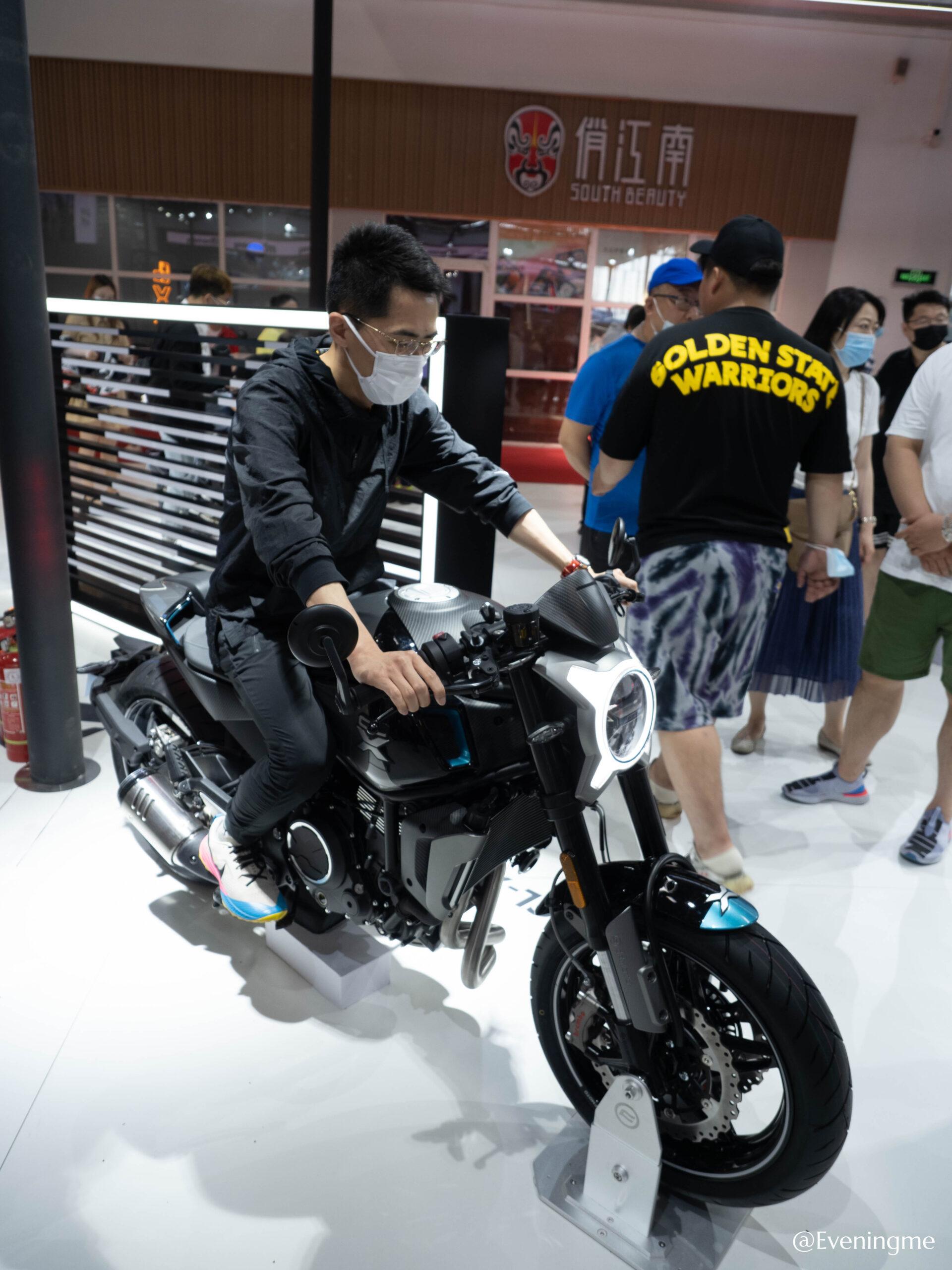 聊聊2021北京摩托车展的体会插图10