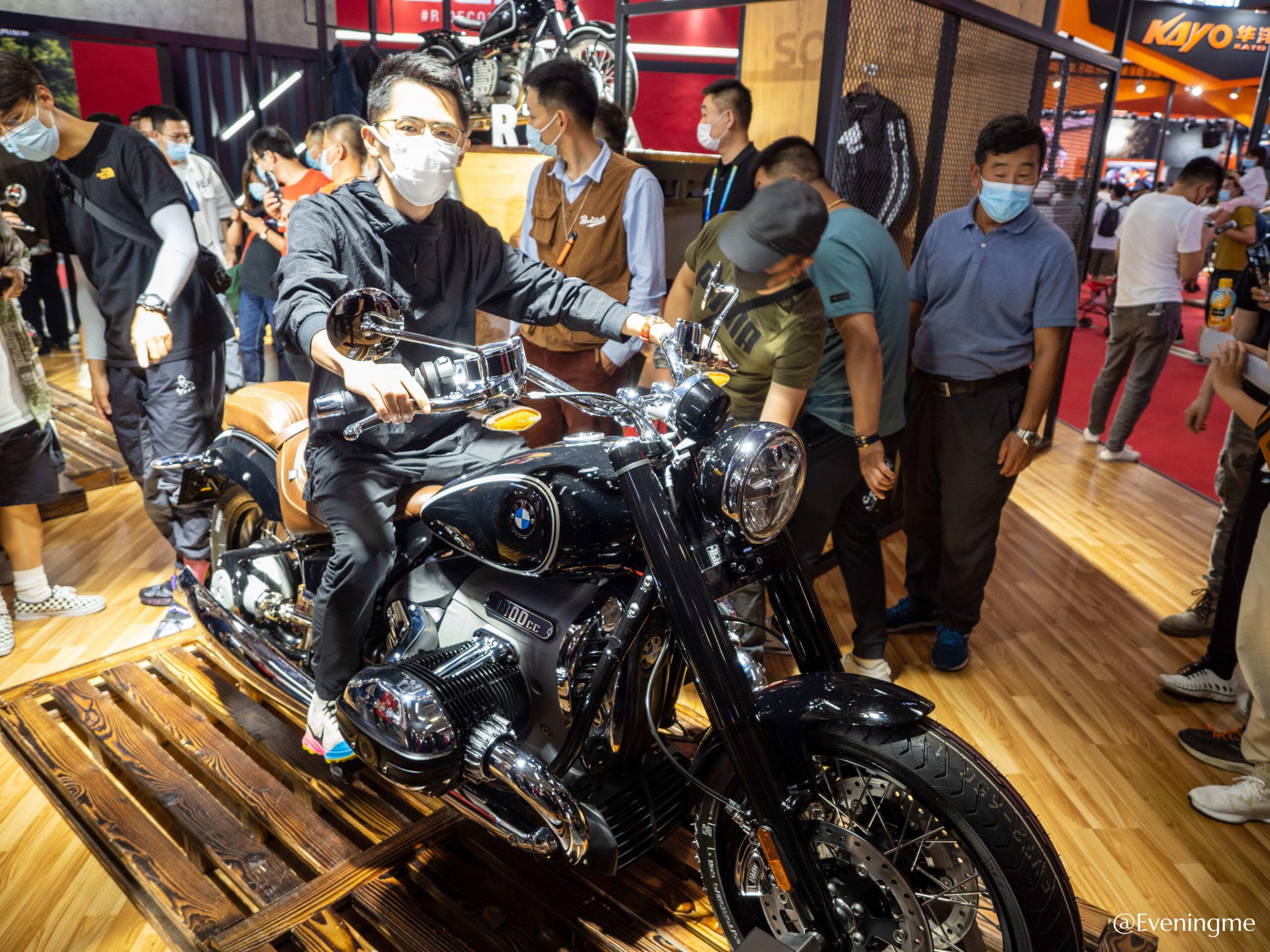 聊聊2021北京摩托车展的体会插图4