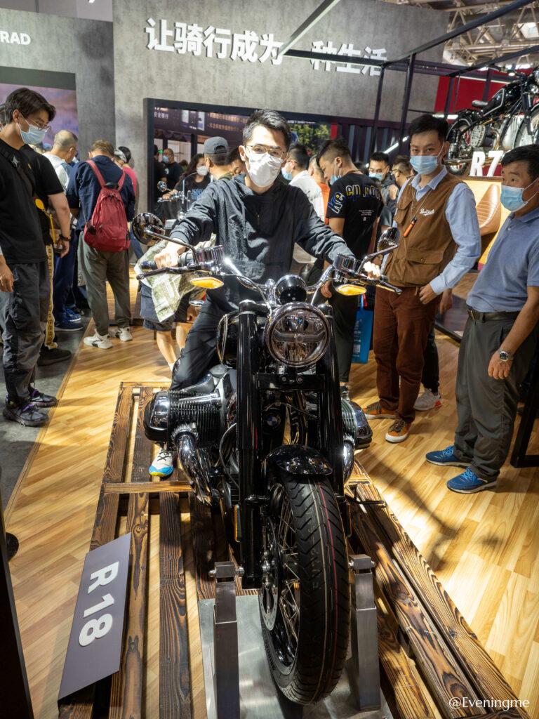 聊聊2021北京摩托车展的体会插图3