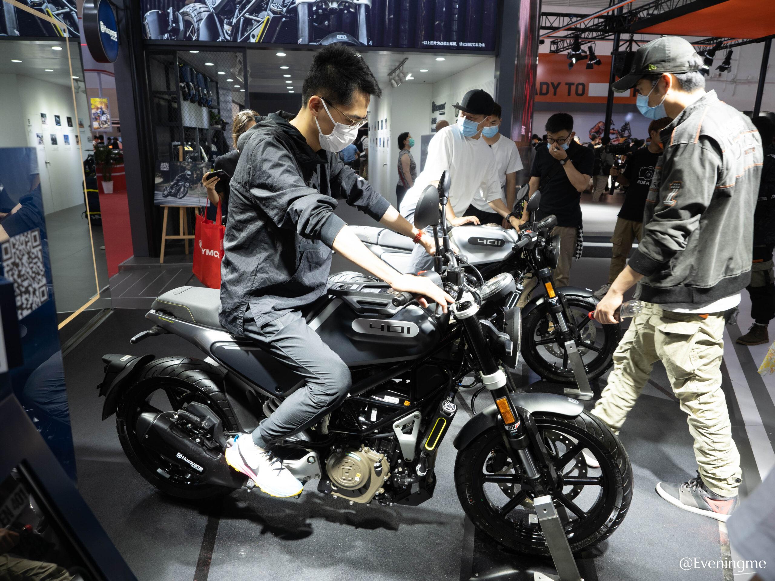 聊聊2021北京摩托车展的体会插图8
