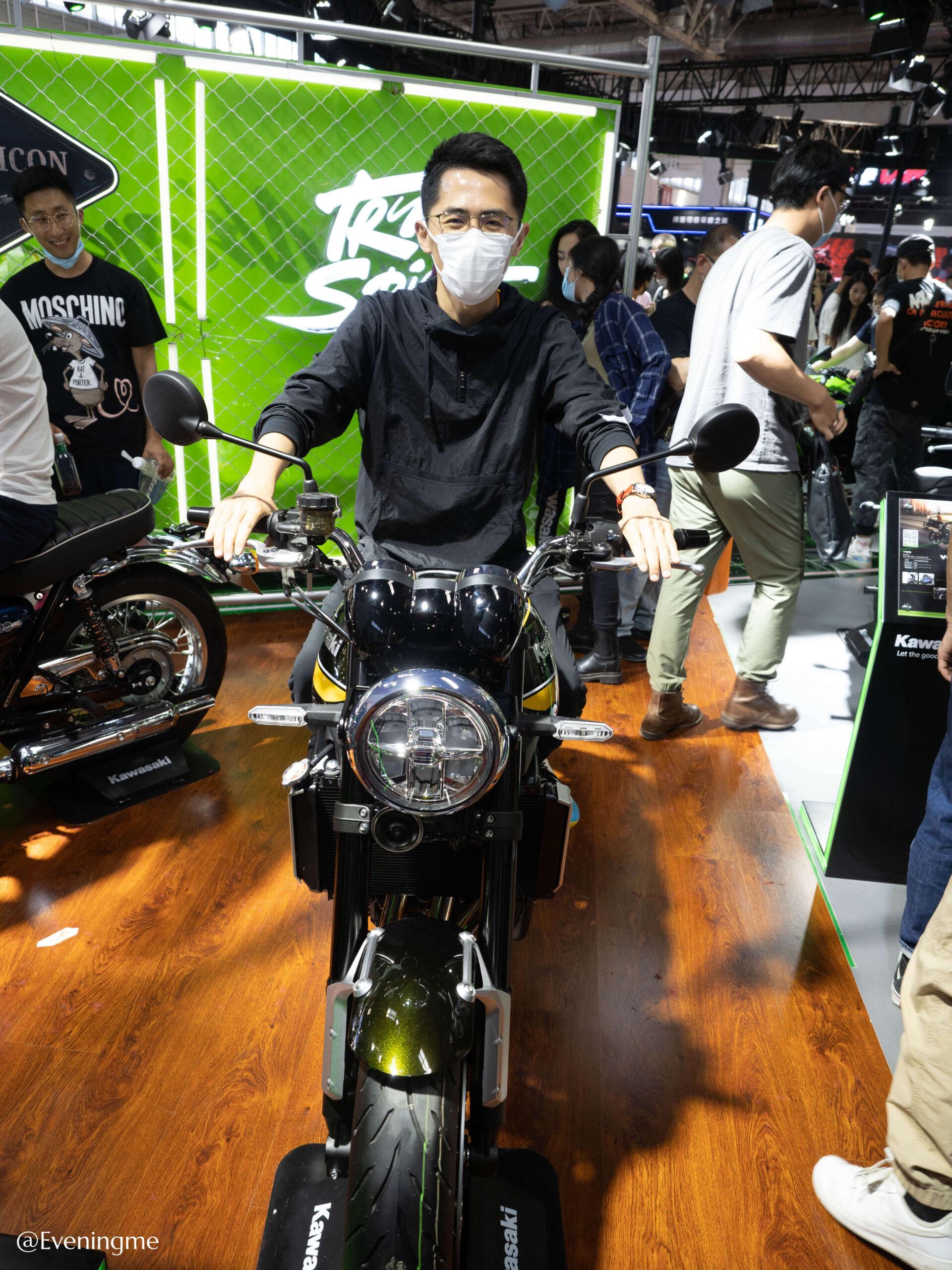 聊聊2021北京摩托车展的体会插图11