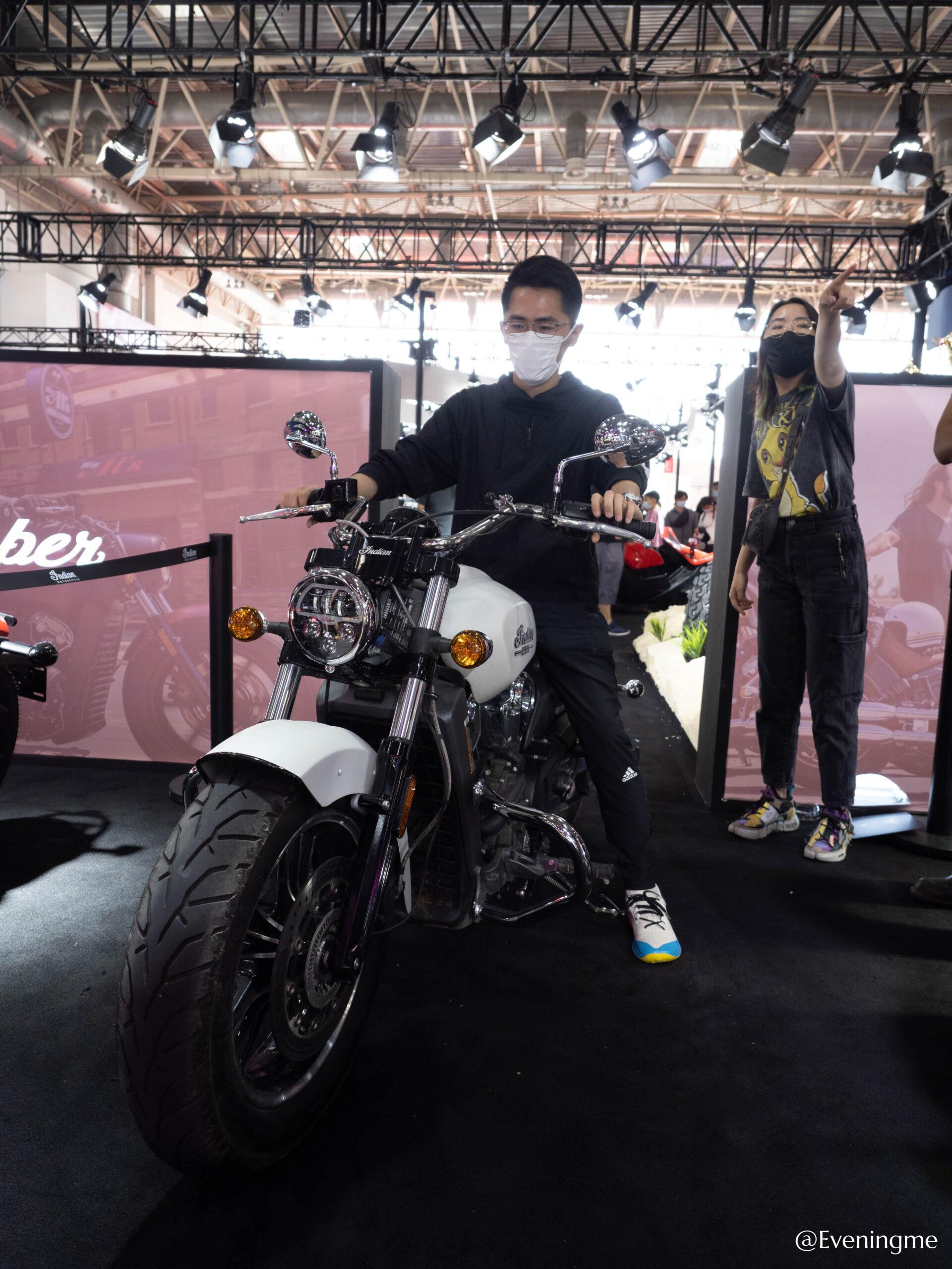 聊聊2021北京摩托车展的体会插图13