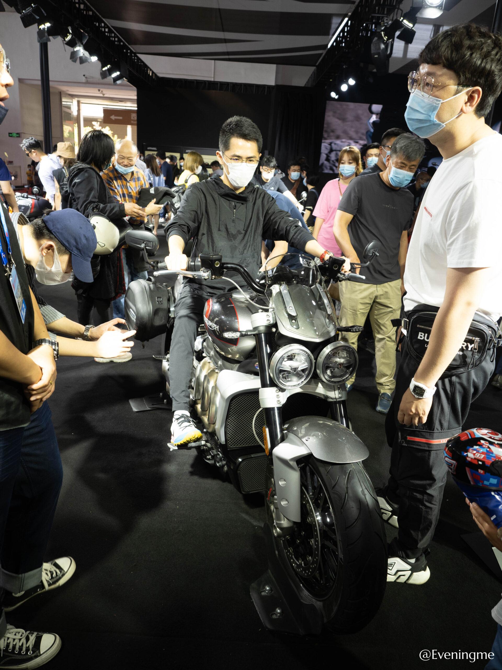 聊聊2021北京摩托车展的体会插图15