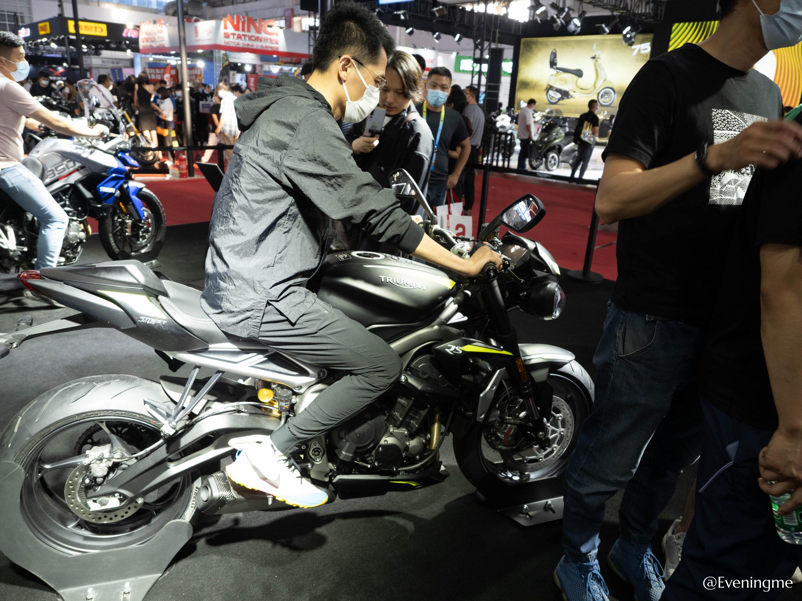 聊聊2021北京摩托车展的体会插图19