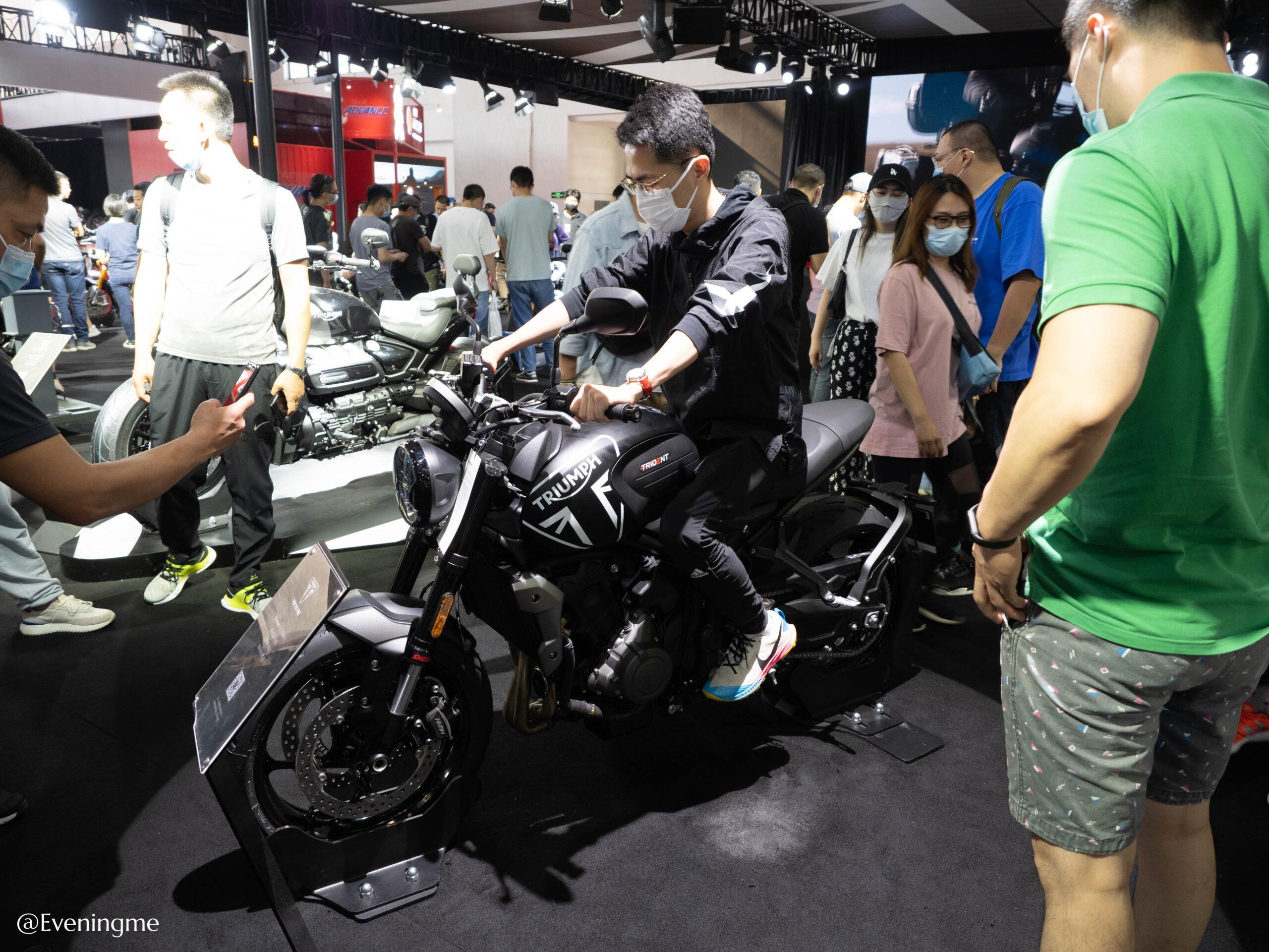 聊聊2021北京摩托车展的体会插图17