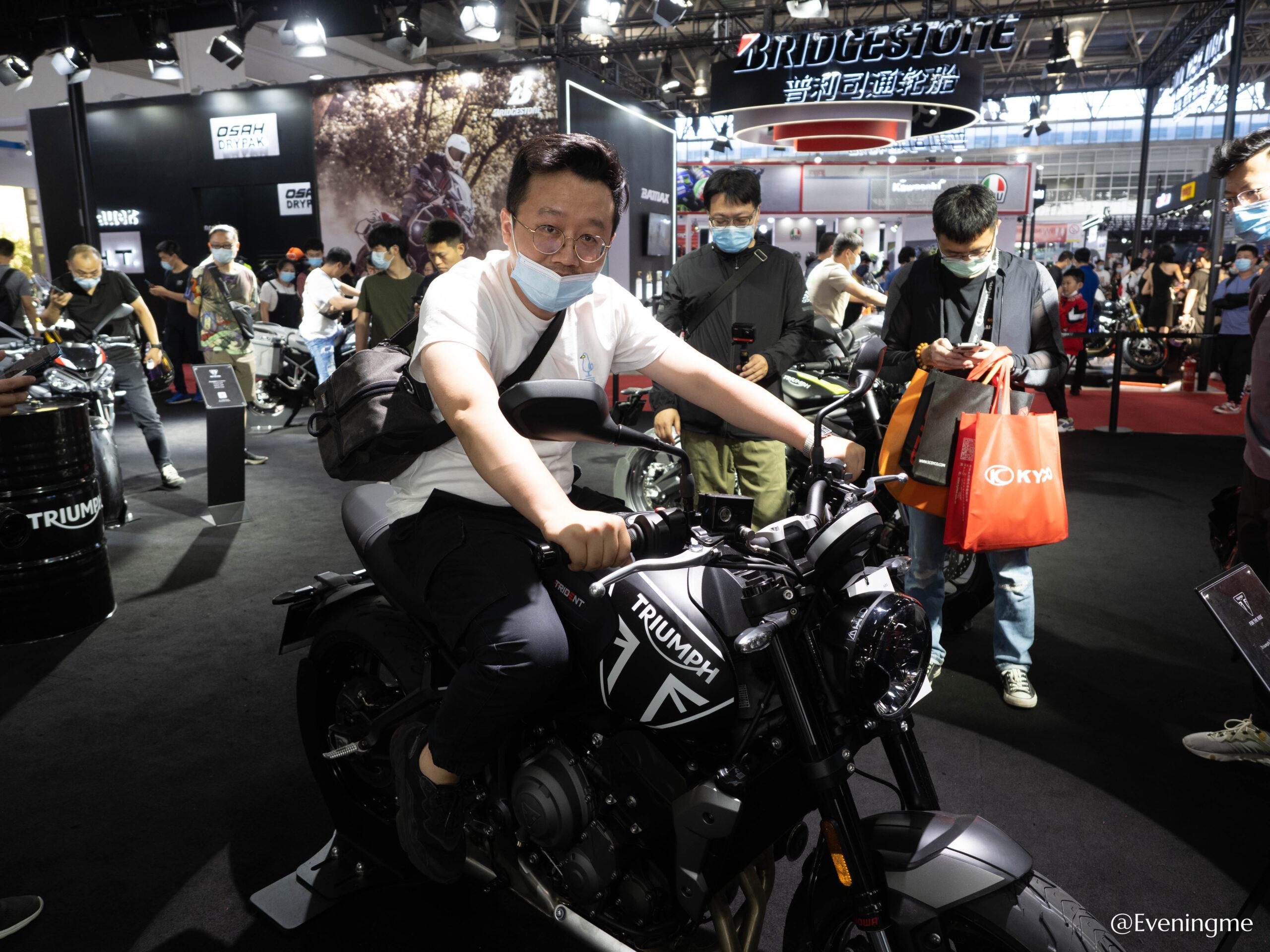 聊聊2021北京摩托车展的体会插图18