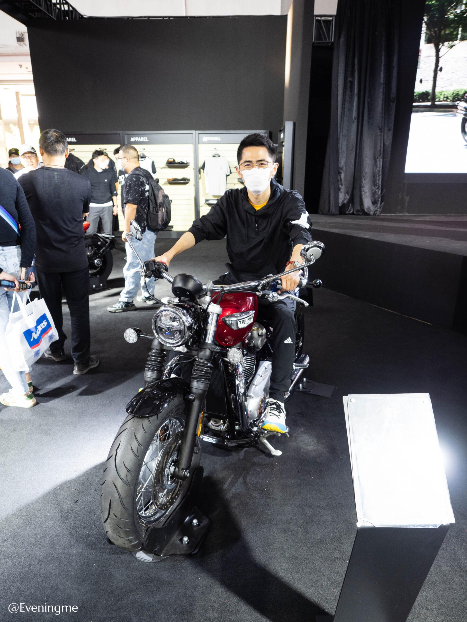聊聊2021北京摩托车展的体会插图20