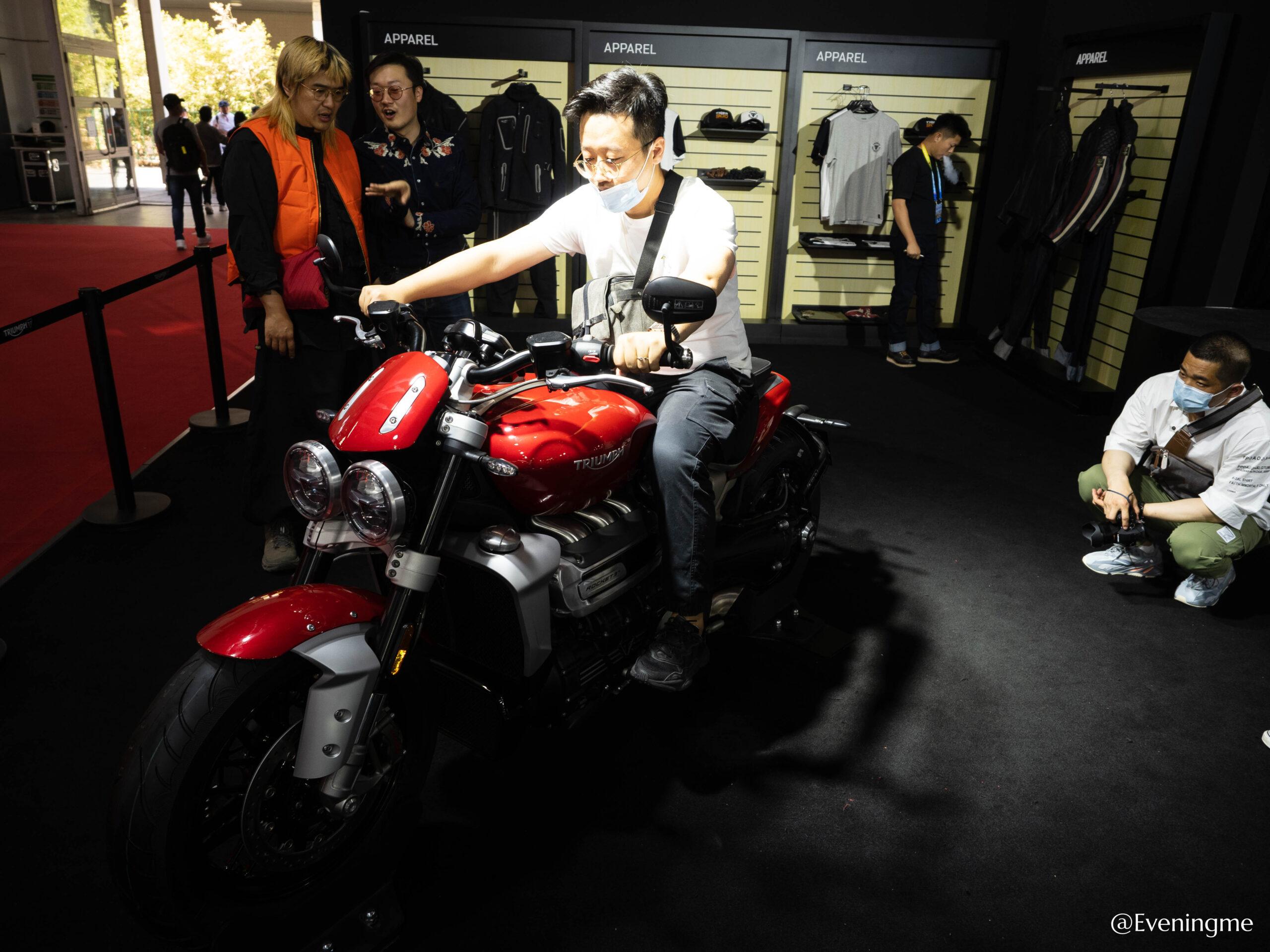 聊聊2021北京摩托车展的体会插图16