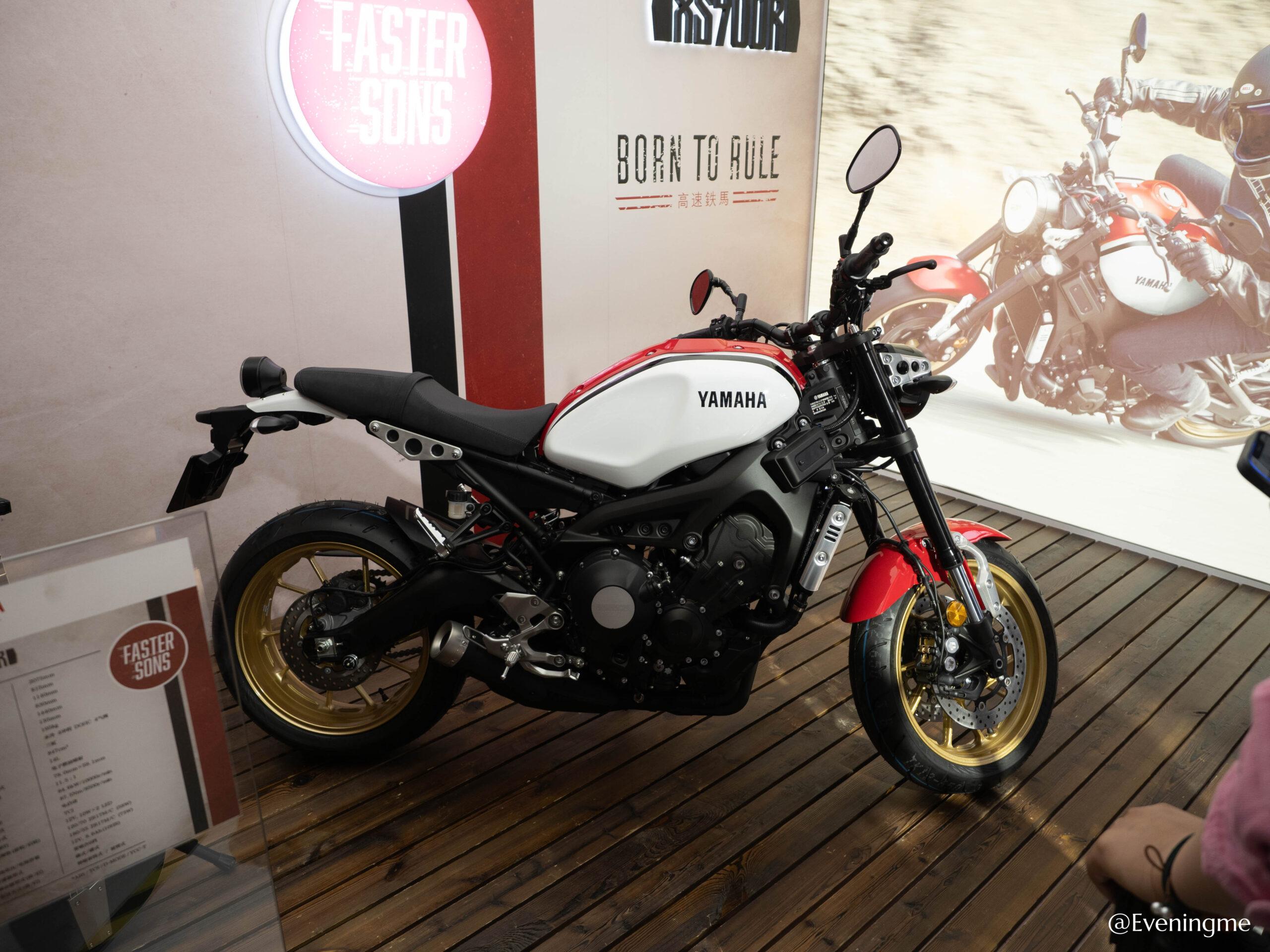 聊聊2021北京摩托车展的体会插图