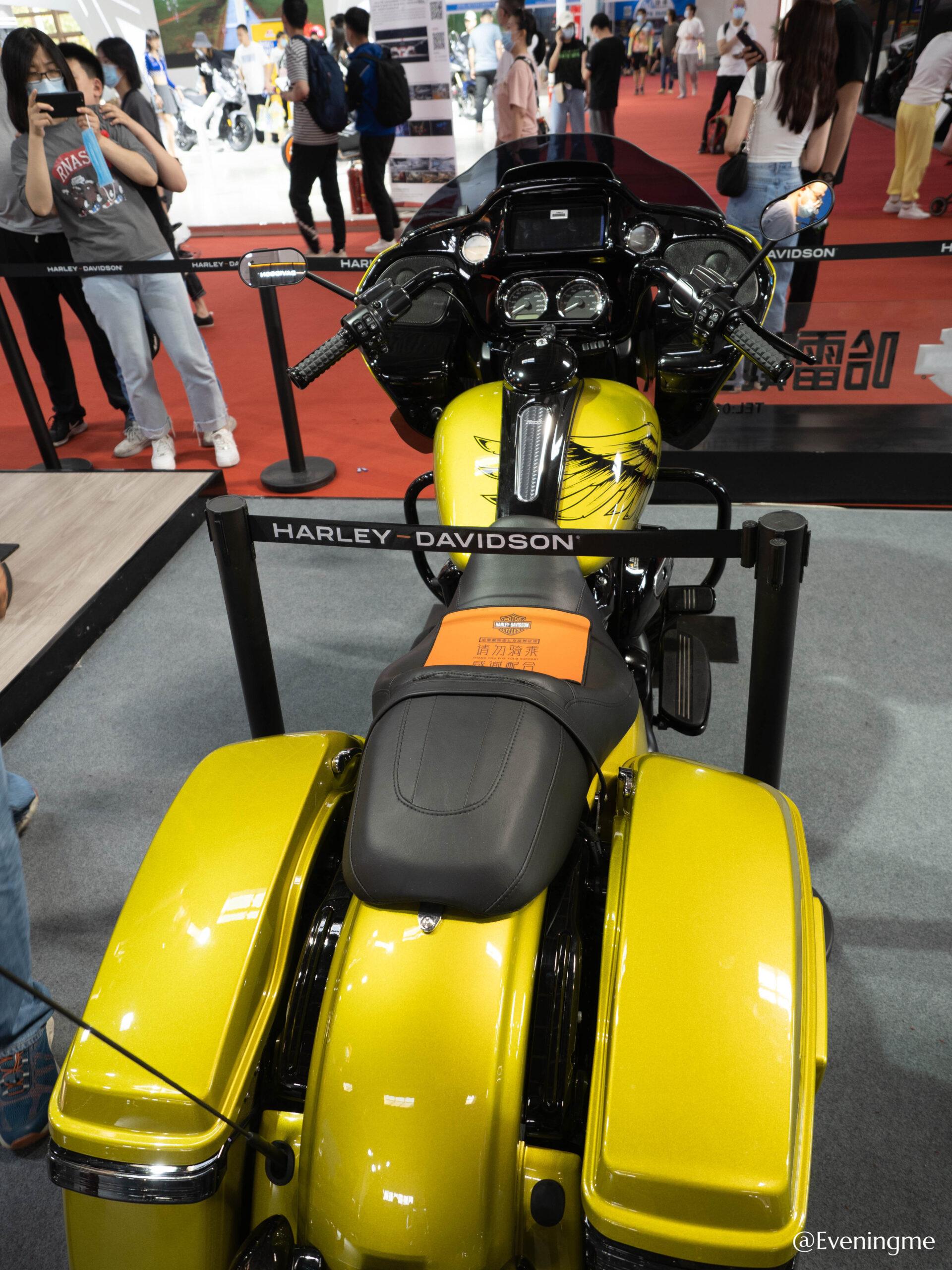 聊聊2021北京摩托车展的体会插图1