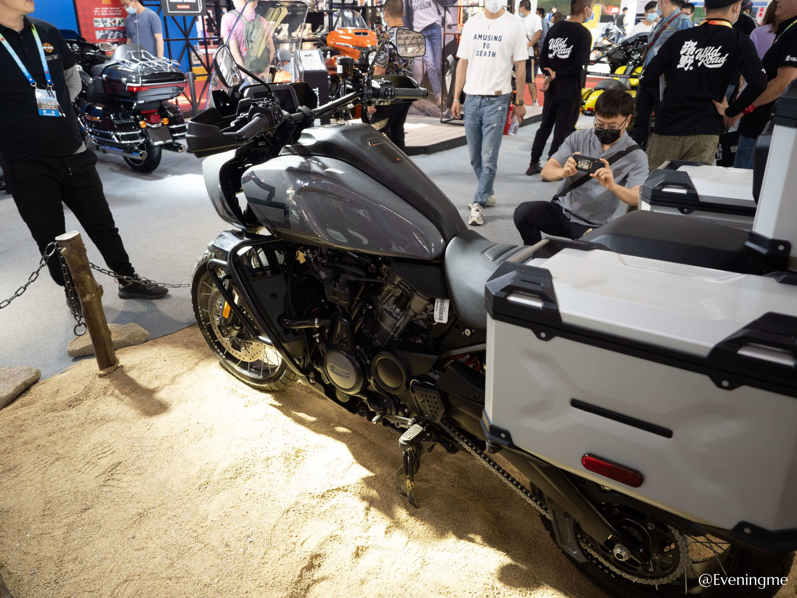 聊聊2021北京摩托车展的体会插图2